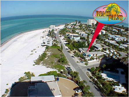 Siesta Key Beaches Hotels